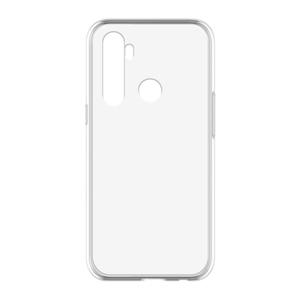 Slika od Futrola ULTRA TANKI PROTECT silikon za Realme 6i providna (bela)