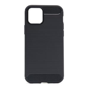 Slika od Futrola silikon BRUSHED za Iphone 12/12 Pro (6.1) crna