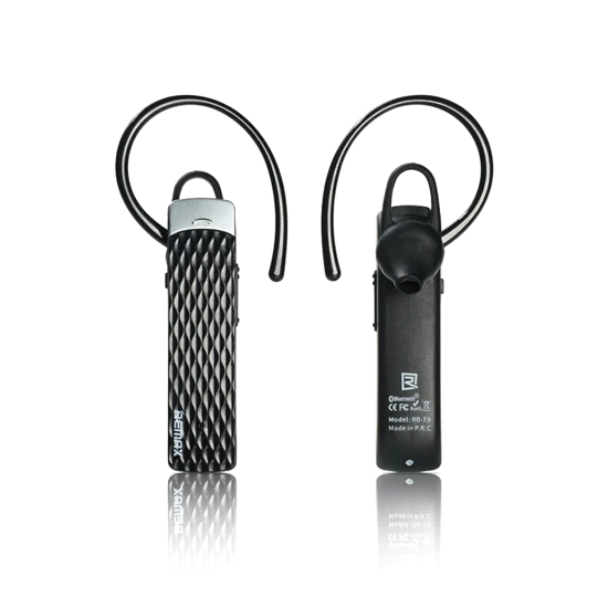 Slika od Bluetooth headset (slusalica) REMAX RB-T9 crni