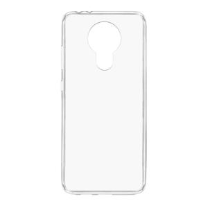 Slika od Futrola ULTRA TANKI PROTECT silikon za Nokia 3.4 providna (bela)