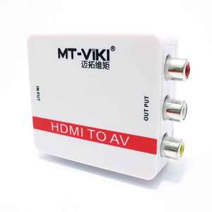 Slika od Adapter HDMI na AV MT-HAV03