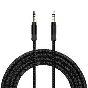 Slika od Audio AUX kabal pertla crni