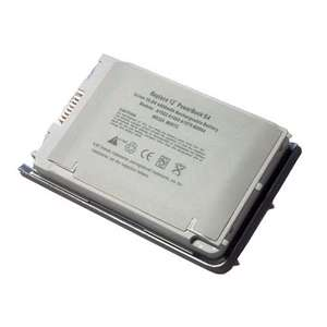 Slika od Baterija laptop Apple A1079 PowerBook G4 12in 10.8V 4400mAh