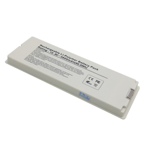 Slika od Baterija laptop Apple A1185 MacBook 13in 10.8V-5600mAh bela HQ