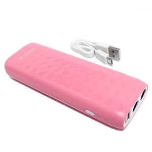 Slika od Power Bank REMAX PRODA LOVELY 12000mAh pink