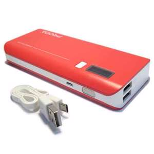 Slika od Power Bank REMAX PRODA JANE V10i sa LCD-om PPL-6 20000mAh crveni
