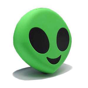 Slika od Power Bank EMOJI 2200mAh alien zeleni