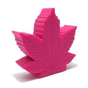 Slika od Power Bank EMOJI 2200mAh weed pink