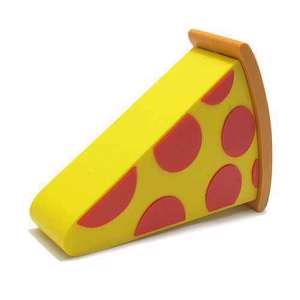 Slika od Power Bank EMOJI 2200mAh pizza zuti