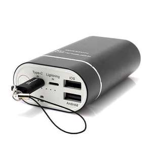 Slika od Power Bank KONFULON 10000mAh KFL-A10 crni
