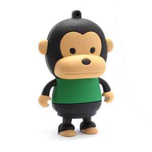 Slika od Power Bank EMOJI 2200mAh monkey DZ01
