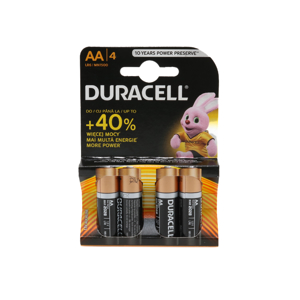 Slika od Baterija alkalna 1.5V AA LR6 blister 4/1 Duracell