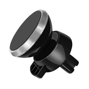 Slika od Drzac za mobilni telefon magnetni ROHS C9 sivi (ventilacija)