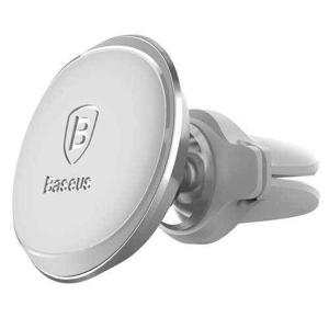Slika od Drzac za mobilni telefon BASEUS AIR magnet cable clip sivi