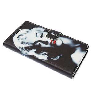Slika od Futrola BI FOLD PRINT za Alcatel OT-6016 Idol 2 Mini Marilyn Monroe model 2