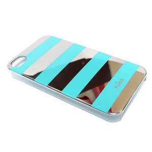 Slika od Futrola PURO stripe cover za Iphone 4G/4S plava