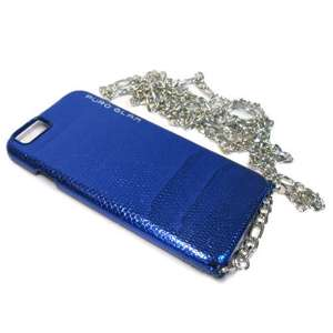 Slika od Futrola PURO GLAM CHAIN za Iphone 6G/6S plava model 2