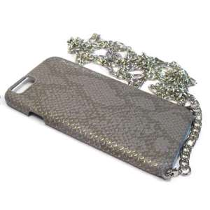Slika od Futrola PURO GLAM CHAIN za Iphone 6 PLUS siva model 4