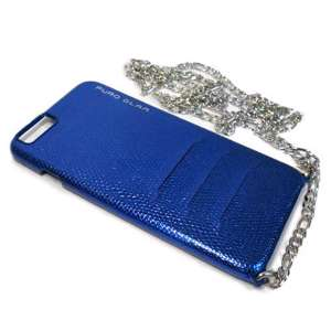 Slika od Futrola PURO GLAM CHAIN za Iphone 6 PLUS plava model 2
