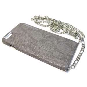 Slika od Futrola PURO GLAM CHAIN za Iphone 6G/6S siva model 4