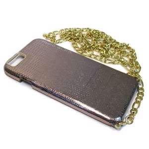 Slika od Futrola PURO GLAM CHAIN za Iphone 6G/6S bronzana model 3