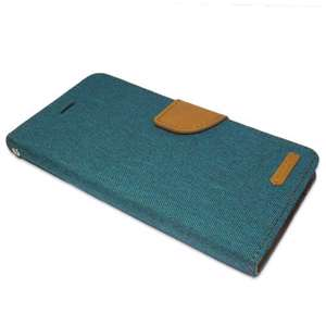 Slika od Futrola BI FOLD MERCURY Canvas za Iphone 6 Plus zelena