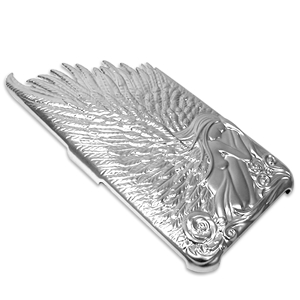 Slika od Futrola metal ANGEL za Iphone 6G/6S srebrna