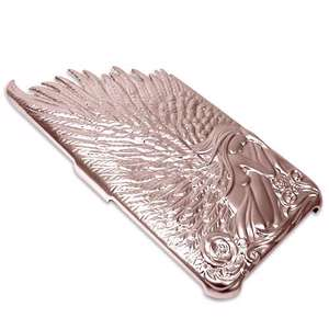 Slika od Futrola metal ANGEL za Iphone 6G/6S roze