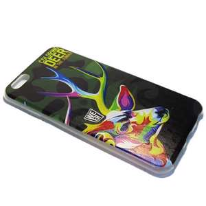 Slika od Futrola silikon Rainbow Animal za Iphone 6G/6S RA0004