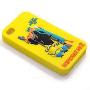 Slika od Futrola GUMENA DESPICABLE za Iphone 4G/4S