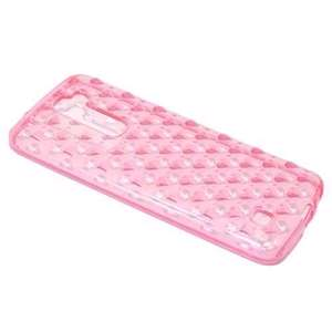 Slika od Futrola DIAMOND ROCK za LG K10 K420N pink