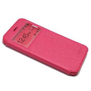 Slika od Futrola BI FOLD MERCURY sa prozorom za Iphone 6 PLUS pink