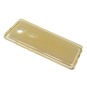 Slika od Futrola silikon KRISTAL za Huawei Honor 5X zlatna