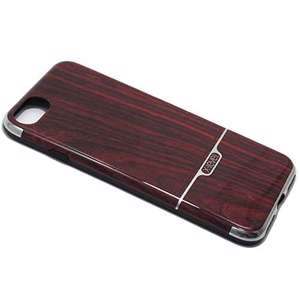 Slika od Futrola X-LEVEL Wood za Iphone 7/8 bordo