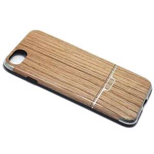 Slika od Futrola X-LEVEL Wood za Iphone 7/8 krem