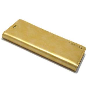 Slika od Futrola BI FOLD MERCURY Flip za Samsung G955F Galaxy S8 Plus zlatna
