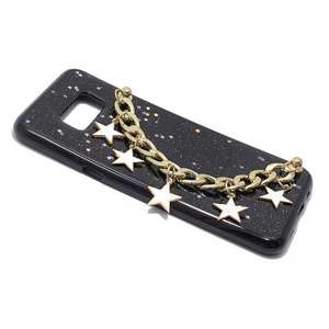 Slika od Futrola STAR BRACELET za Samsung G955F Galaxy S8 Plus crna model 2