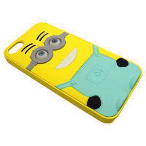 Slika od Futrola PVC DESPICABLE za Iphone 4G/4S svetlo plava