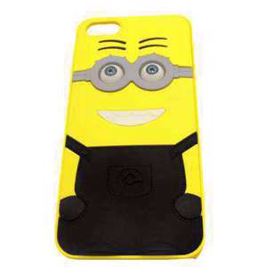 Slika od Futrola PVC DESPICABLE za Iphone 4G/4S crna