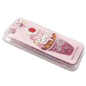 Slika od Futrola LIQUID NEW za Iphone 7/8 cupcake