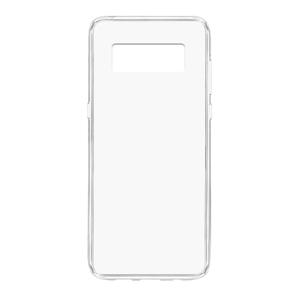 Slika od Futrola ULTRA TANKI PROTECT silikon za Samsung N950F Galaxy Note 8 providna (bela)