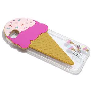 Slika od Futrola PVC CLEAR za Iphone 7/8 icecream
