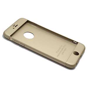 Slika od Futrola PVC 360 PROTECT za Iphone 6 Plus zlatna