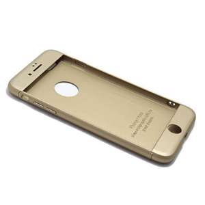 Slika od Futrola PVC 360 PROTECT za Iphone 7 Plus zlatna
