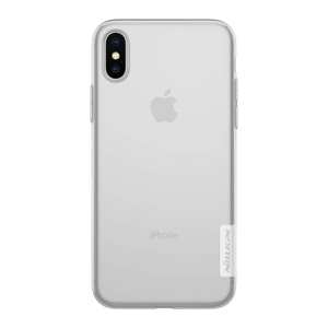 Slika od Futrola NILLKIN nature za Iphone X/XS bela