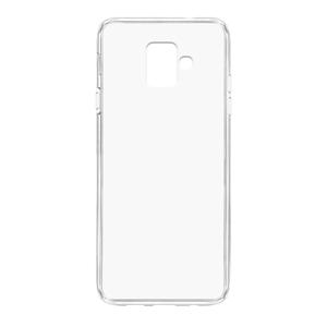 Slika od Futrola ULTRA TANKI PROTECT silikon za Samsung A600F Galaxy A6 2018 providna (bela)