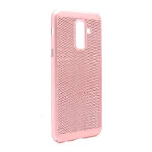 Slika od Futrola PVC BREATH za Samsung A605G Galaxy A6 Plus 2018 roze