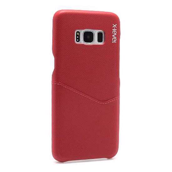Slika od Futrola X-LEVEL Enjoy card za Samsung G950F Galaxy S8 bordo
