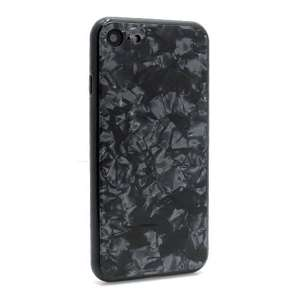 Slika od Futrola GLASS Crystal za Iphone 7/8 crna
