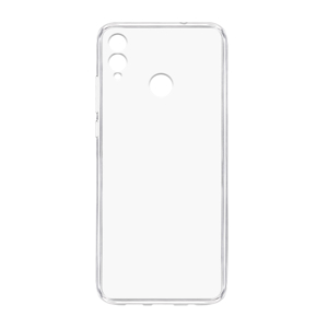 Slika od Futrola ULTRA TANKI PROTECT silikon za Huawei Honor 8X providna (bela)